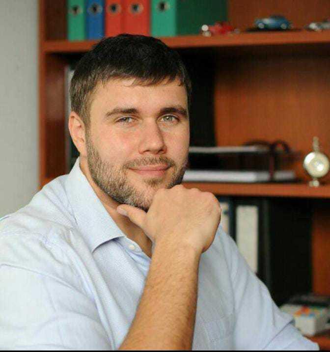 Игорь Трусов